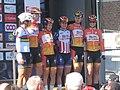 Team Boels Dolmans Fleche Wallonne 2016.JPG