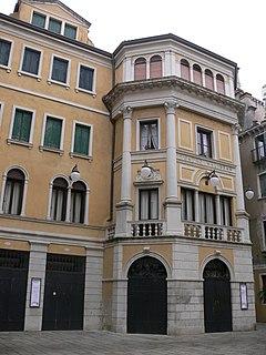 Teatro Malibran theatre in Venice, Italy