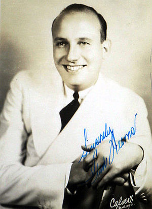 Ted Weems - Ted Weems publicity photo