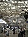 Tel Aviv HaShalom Railway Station, Interior.jpg