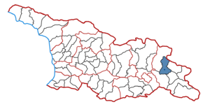Telavi Municipality - Telavi District
