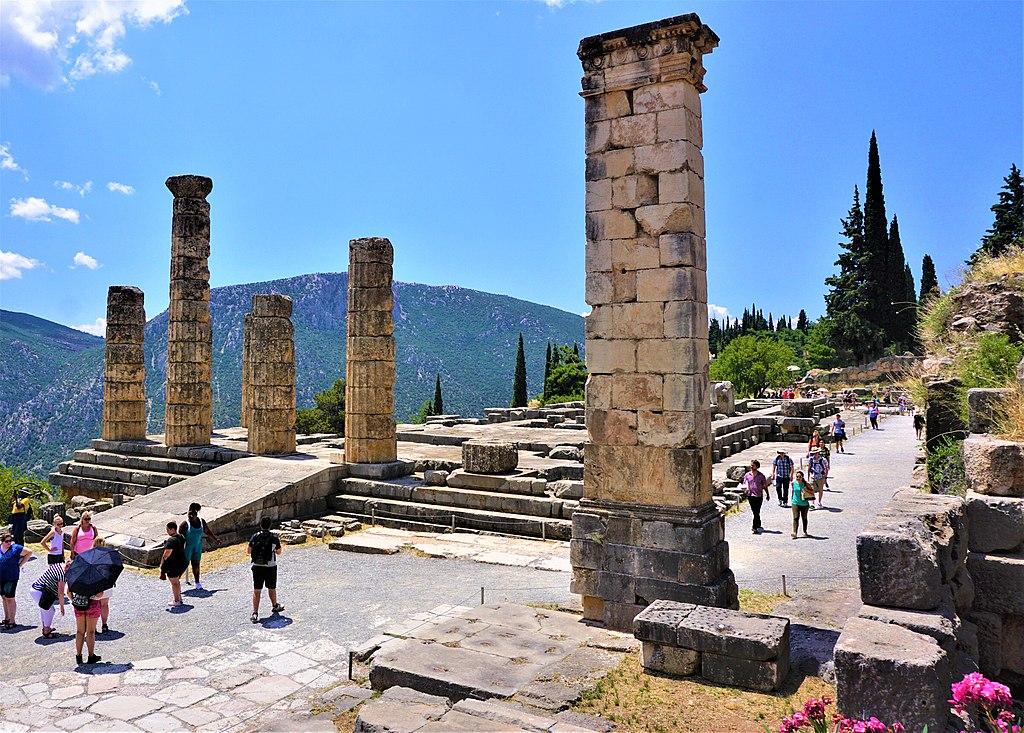 Temple of Apollo (Delphi)