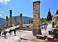 Temple of Apollo (Delphi) by Joy of Museums.jpg