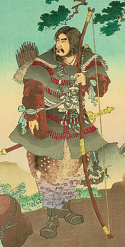 Tennō Jimmu detail 01