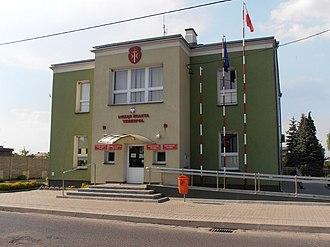 Terespol - Terespol local government building