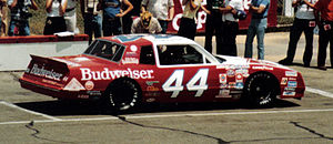 Terry Labonte - 1983 racecar