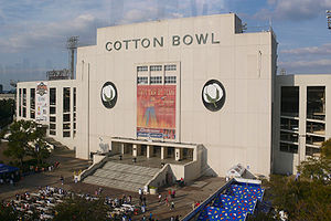 Fair Park - The Cotton Bowl