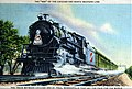 The 400 steam powered Chicago and North Western 1936.JPG