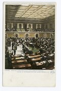 The Capitol, House of Representatives making laws, Washington, D.C (NYPL b12647398-68772).tiff