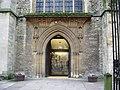 The Church of St Paul's, Bedford, Doorway - geograph.org.uk - 646214.jpg