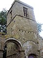 The Church of the Holy Rood, Whorlton - Tower - geograph.org.uk - 517219.jpg