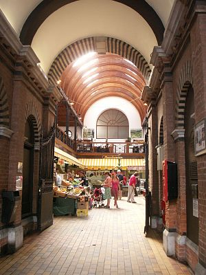 The English Market, Cork