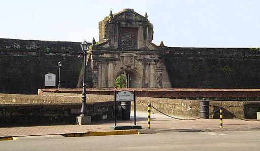 The Fort Santiago