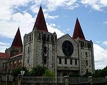 東加-政治-The Free Church of Tonga 2