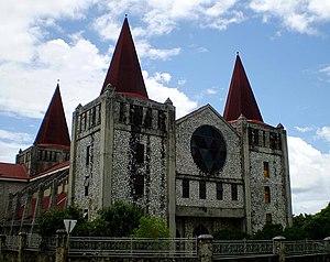 The Free Church of Tonga 2