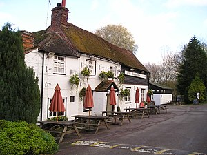 Linslade - Image: The Globe Inn Pub, Linslade