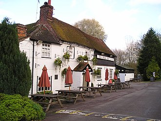 Linslade - Image: The Globe Inn Pub, Linslade