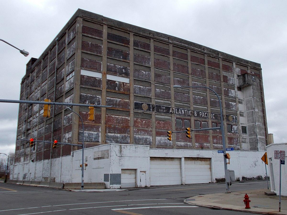 Buffalo For Sale >> The Great Atlantic and Pacific Tea Company Warehouse ...