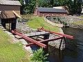 The Great Gate, aka Francis' Folly, Lowell, Massachusetts.JPG