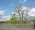 The Gwynedd end of Pont y Borth - geograph.org.uk - 790649.jpg