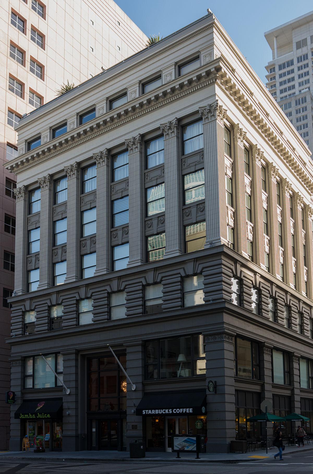The Montgomery  San Francisco
