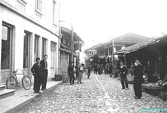 Gjakova - The Old Bazaar in Gjakova is the oldest one in Kosovo and was the heart of the economy in the city.