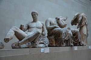Philip Hunt (priest) - Parthenon sculptures, British Museum