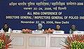 The Prime Minister, Dr. Manmohan Singh at the Conference of DGPsIGPs, in New Delhi on November 23, 2006.jpg