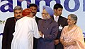 The Prime Minister, Dr. Manmohan Singh attends a reception hosted by the Ambassador of India to Oman, Shri Anil Wadhwa for the Indian Community, in Muscat, Oman on November 09, 2008.jpg