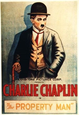 The Property Man - Theatrical poster