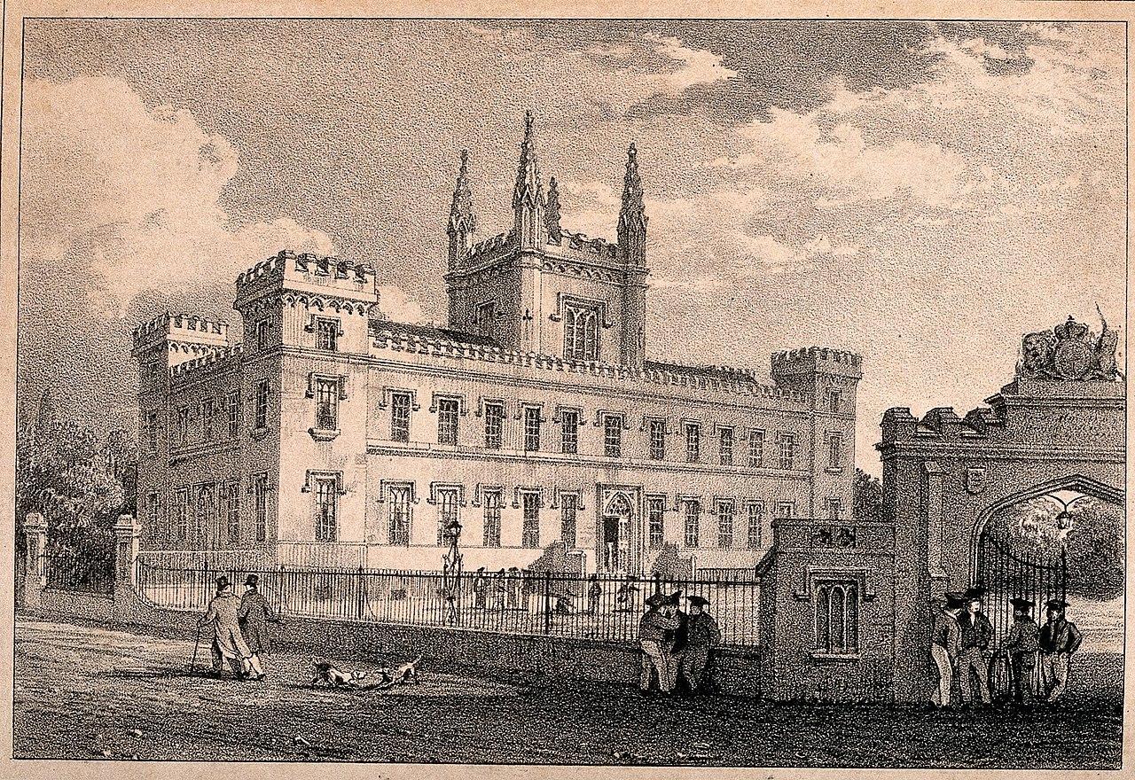 Elizabeth College, Guernsey, C.I.
