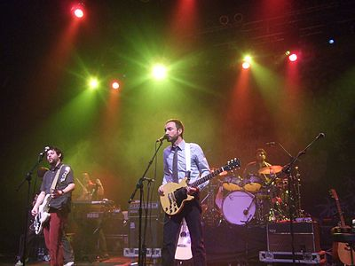 Picture of a band or musician: The Shins
