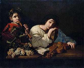 Bartolomeo Cavarozzi - Aminta's Lament