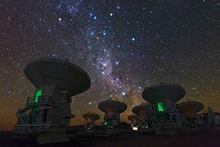 Very-long-baseline interferometry type of astronomical interferometry used in radio astronomy