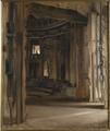 The Theatre at Gripsholm (Gustaf Cederström) - Nationalmuseum - 22405.tif