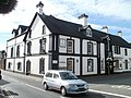 The Three Salmons Hotel, Usk - geograph.org.uk - 2096053.jpg