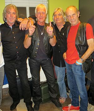 The Troggs - The Troggs in 2014