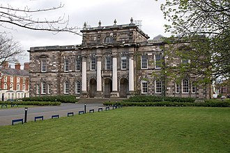 Charles Lanyon - Union Theological College, then Assembly's College, was Lanyon's work