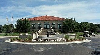 LSU Tigers golf - University Club of Baton Rouge