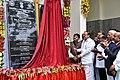 The Vice President, Shri M. Venkaiah Naidu inaugurating the new State Cancer Institute Block, at Kidwai Cancer Institute, in Bengaluru, Karnataka (1).JPG