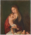 The Virgin and Child with a Book .PNG