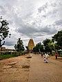The Walk to Virupaksha Temple, Hampi.jpg