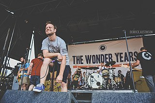 The Wonder Years (band) American pop punk band