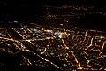 The eastern part of Innsbruck at night.jpg