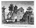 The first church founded by St. Vincent de Paul in the rue de Wellcome L0003234.jpg