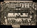 The jousting match at the Hôtel des Tournelles in Paris in 1 Wellcome V0048251.jpg