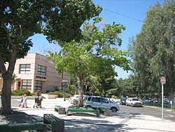 The library - Tel Hanan neighborhood in the city Nesher.JPG