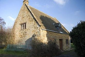 Adderbury - Former Friends' meeting house