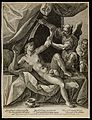 The rape of Lucretia by Tarquin. Wellcome L0075418.jpg