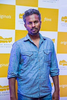Thiagarajan Kumararaja at Launch of Stone Bench Films and Originals.jpg